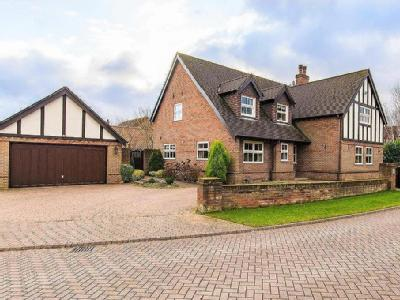 Old Vicarage Park, Scawby, Brigg, North Lincolnshire, DN20
