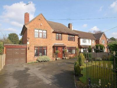 Pikemere Road, Alsager - Conservatory