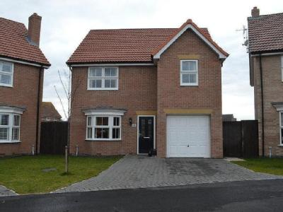 Brocklesby Avenue, Habrough Fields, Immingham, N E Lincs, DN40