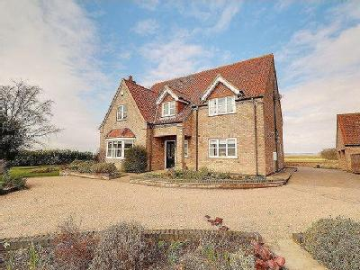 Sluice Road, South Ferriby - Detached