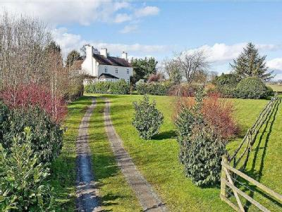 Upper Cockshutt Farmhouse, Faintree, Bridgnorth, Shropshire, WV16