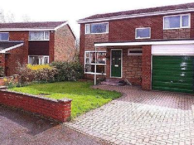 Wimslow Close, Wallsend - Four Bedroom Detached House