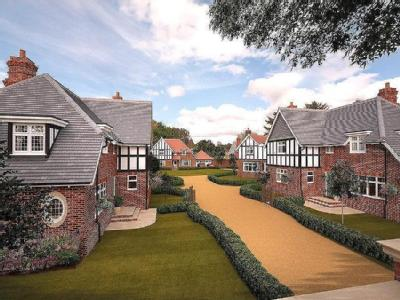 Petwood Oaks, Monument Road, Woodhall Spa, Lincolnshire, LN10
