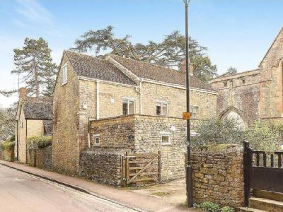 Station Lane, Witney - Double Bedroom