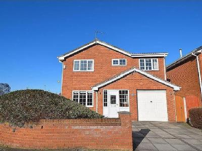 Woodleigh Close, Lydiate - Detached