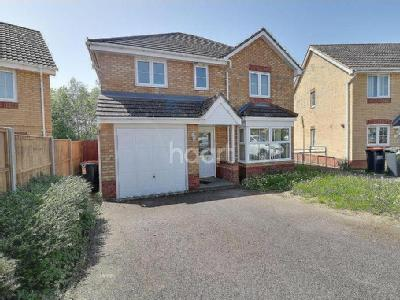 Farriers Way, Houghton Regis, Dunstable