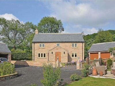 Plot 1, Hard Meadow Lane, Ashover, Chesterfield, Derbyshire, S45