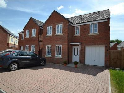 Hobart Lane, Aylsham - Detached