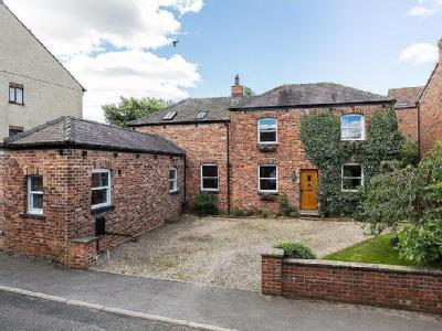 Mill Lane, Boroughbridge - Cul-de-Sac