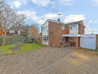 Fallowfield, Ampthill, Bedfordshire, MK45