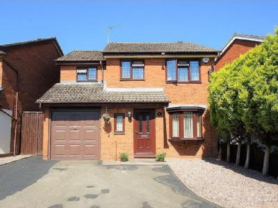 Corsican Drive, Hednesford - Detached