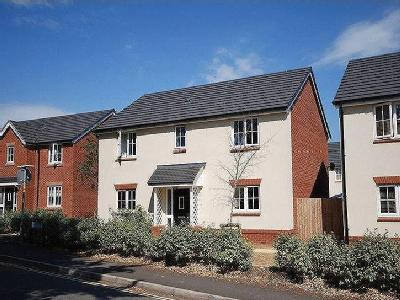 Larks Close, Bruton - Detached