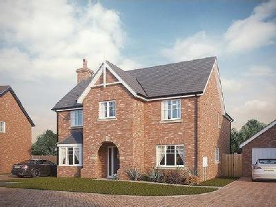 Plot 19, Ashford   Bomere Green, Bomere Heath, Shrewsbury, SY4