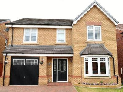 Kingsbrook Chase, Wath-upon-Dearne, Rotherham, South Yorkshire
