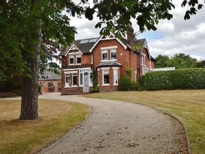 Bromley Lodge, Abbots Bromley