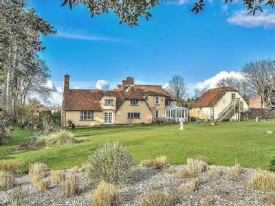 Bardfield Road, Thaxted, Nr Great Dunmow, Essex, CM6