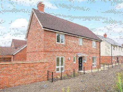 Plot No. 038, Canalside View, Off Stocklake, Aylesbury