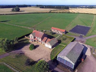 Hannover Farm, Hale Road, Holme Hale, Norfolk, IP25