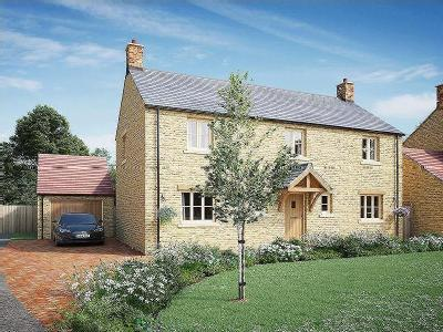 Plot 13, Well Lane, Curbridge, Witney, Oxfordshire