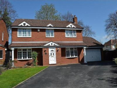 Sylvandale Road, Bromborough - Garden