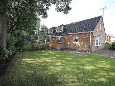 Oak Cottage, Rakeway Road, Cheadle, Stoke-On-Trent