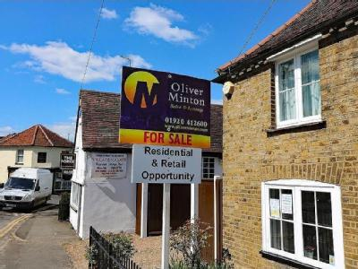 Roydon - House + Commercial Premises