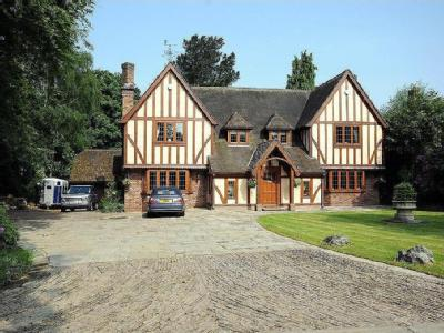 Moor Hall Drive, Four Oaks, Sutton Coldfield