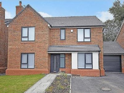 Rose View Avenue, Widnes - Detached