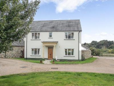Hatherleigh, Devon - Detached, Garden