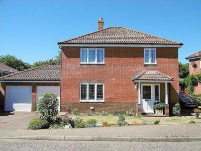 House for sale, Aylsham - Garden