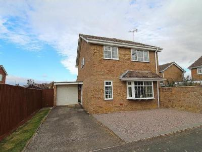 Towning Close, Deeping St. James, Peterborough, PE6