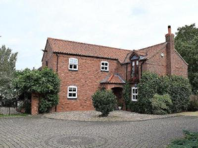 The Old Stackyard, Wrawby, DN20