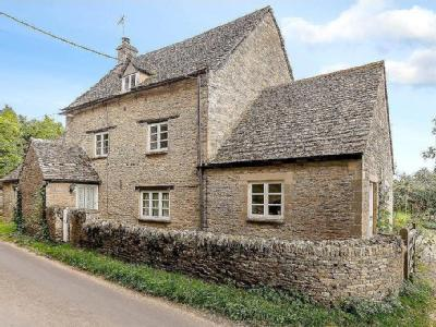 Asthall Leigh, Witney, OX29 - Cottage