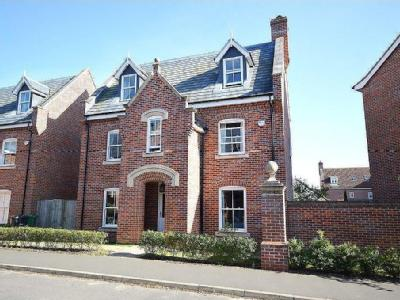Mill Lane, Aylsham - Double Bedroom