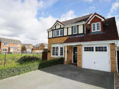 Hazel Pear Close, Horwich - Detached