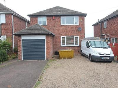 Heath Lane, Earl Shilton - Detached