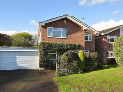 Aldford Close, CH63 - Detached