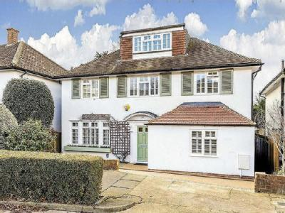 Hitherwood Drive, Dulwich, London, SE19