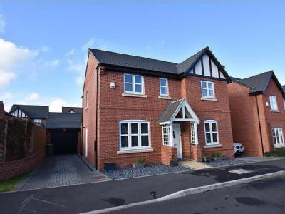 Belfry Place, Shepshed, Loughborough