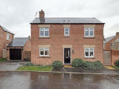 Matterhorn Close, Biddulph, Staffordshire, ST8