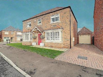 Bowthorpe Close, Lincoln - Detached