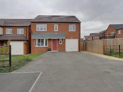 Chetwynd Drive, Grendon, Atherstone