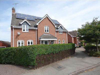 The Stook, DAVENTRY - Detached