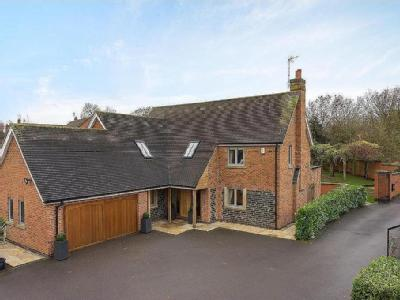 Hardy Court, Seagrave - Detached