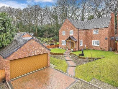 Beech House, 36B Ironbridge Road, Broseley, Shropshire, TF12
