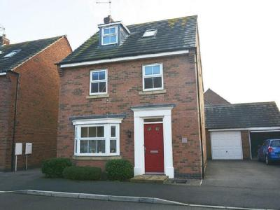 Oaklands Way, Earl Shilton, Leicestershire, LE9