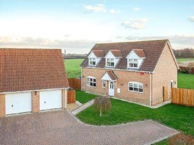Willow Drive, Manea, March - Detached