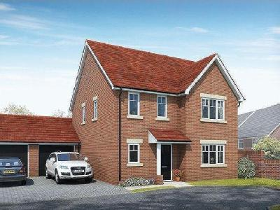 Plot 64 Beacon Woods, off Cants Lane Burgess Hill, West Sussex