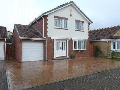 Chaffinch Court, Ashington, Four Bedroom Detached House