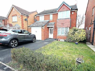 Stonebridge Crescent Ingleby Barwick, Stockton-On-Tees